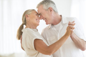 """Your Private Ballroom Dance Lesson is Part of the """"Begin Again"""" Retreat Package!"""